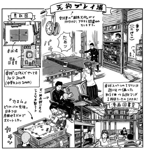 0円で空き家をもらって東京脱出 卓球場