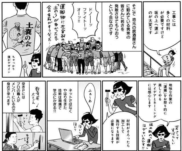 0円で空き家をもらって東京脱出 イベント化