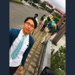 島田市緑茶化計画動画に緑の服着て、人生初エキストラ参加してきました!