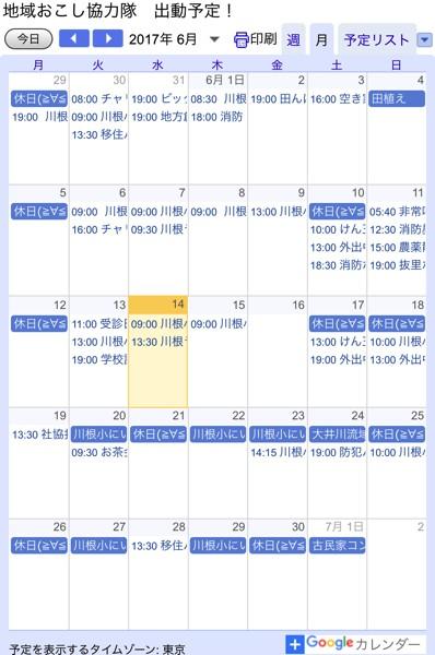 Public Google calendar 00016