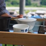 LOVE川根茶!川根本町久野脇で縁カフェ「Fun-vie」。お茶ワークショップで飲み比べ体験!